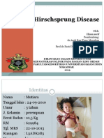 Hisprung Disease