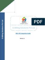 Ebs Vpc Integraftion Manual v1.1