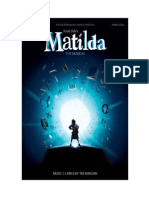 Matilda the Musical Script
