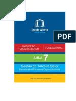 Gestão Fundamental - aula 7