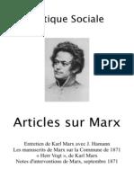 Brochurecs Marx Complete