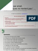 Marketing Par Email Les Statistiques Ne Mentent Pas