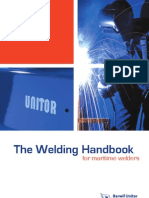 The Welding Handbook for Maritime Welders