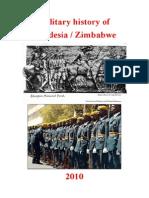 31822892 Military History of Rhodesia Zimbabwe