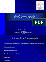 Neurofisiologia - Sistema Endócrino