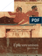 Tim OKeefe Epicureanism 2009