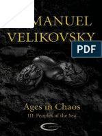 Peoples of the Sea - Ages of Chaos III - Immanuel Velikovsky