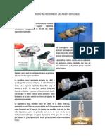 Vistazo Rapido Al Historia de Las Naves Espaciales
