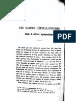 Les Saints Cephalophores