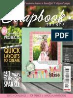 Scrapbook Trends May 2010
