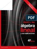 Algebra Linel y Apli David C. Lay
