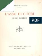 Atlantico Ferrari - L'Asso Di Cuori - Guido Keller