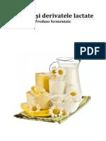 Laptele Si Derivatele Lactate