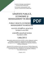 Management in Medicina