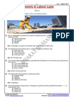 Ell Labour Law Objectives
