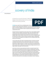 The Rediscovery of India