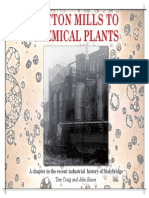 Cotton Mills to Chemical Plants