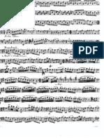 Minueto Boccherini - Cello 1