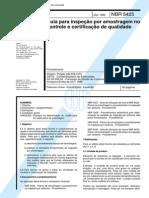 Nbr 5425 Nb 309 - Guia Para Inspecao Por Amostragem No Controle E Certificacao de Qualidade[1]