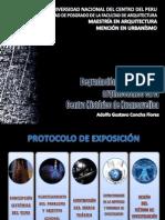 DEGRADACIÓN DEL PATRIMONIO  ARQUITECTÓNICO MONUMENTAL EN EL CENTRO HISTÓRICO DE HUANCAVELICA