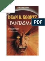 Koontz Dean R - Fantasmas