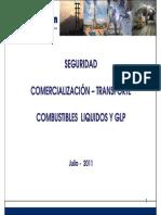 Diagrama Transporte GLP y GASOCENTROS