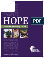 Hope - A Stroke Recovery Guide