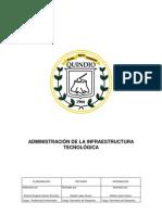 P SAD 71Administraciondelainfraestructuratecnologica