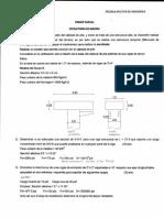 1er. Parcial - Estructuras de Madera - Fila B