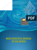 Bridges of World- important bridges