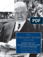 The Crusade Years, 1933–1955