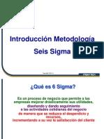 Tema 1. Vision General Seis Sigma WB