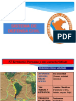 Sistema Nacional Defensa Civil