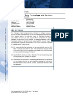 IDC Report-Worldwide Big Data Technology and Services