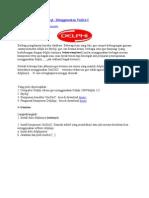 Koneksi Database MySql Menggunakan UniDAC