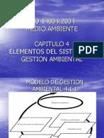 NTC ISO 14004 Capitulo 4, 4.1, 4.2