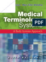 Medical Terminology Dictionary Pdf