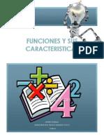 caracteristicas de las funciones