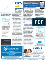 Pharmacy Daily for Tue 03 Dec 2013 - GMiA slams Grattan jibe, Future viability of the PBS, Jamieson medal honour, Guild Update and much more