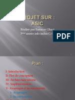 Projet Sur ASIC - Copie