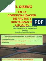 El diseño en la comercialización de frutas y hortalizas en Uruguay
