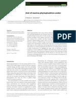 Collins Et Al 2013 Acidificacion Evol Plancton
