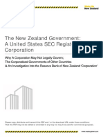 New Zealand Corporate Government