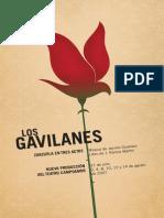Los Gavilanes - Libreto Zarzuela