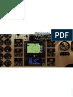 C90B Avidyne Multifunction Display