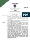 Peraturan Daerah Kota Depok Nomor 08 Tahun 2008 Tentang Organisasi Perangkat Daerah