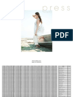Press Spring 2010 Line Sheets C-15