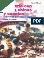 Bisuteria Con Nudos Chinos y c (1)