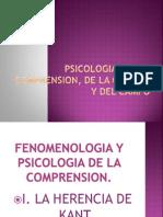 PSICOLOGIAS DE LA COMPRENSION, DE LA GESTALT.pptx