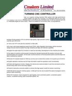 1000TII Lathe Machine CNC Controller